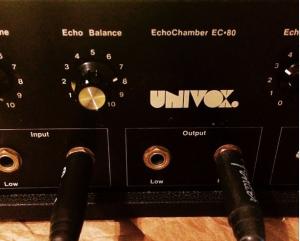 univox tape echo