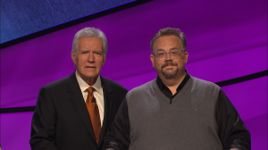 Alex Trebek Rob Russell Jeopardy November 2015