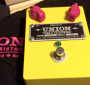 "Gear Review: Union Tube & Transistor ""Swindle"" Distortion"